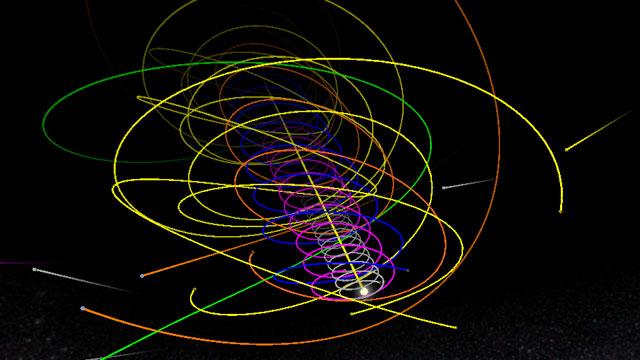 solar system moving - photo #28